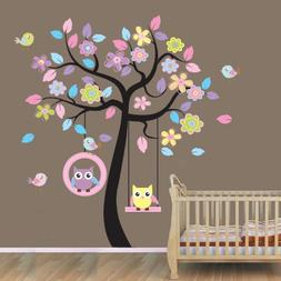 WallStickersUSA Wall Sticker Decal, Beautiful Tree with Hang