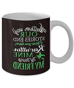 Wicked Musical Quote - Coffee Mug, Tea Cup, Funny, Quote, Gi